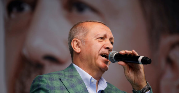 R.T.Erdoganas: Egipto eksprezidentas M.Morsi buvo nužudytas