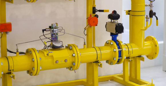 Ukraina neatmetama galimybės nuo 2020-ųjų atnaujinti dujų importą iš Rusijos
