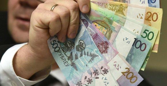 Minskas: bendrai valiutai su Rusija – per anksti