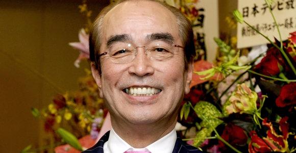 Nuo koronaviruso mirė populiarus japonų komikas