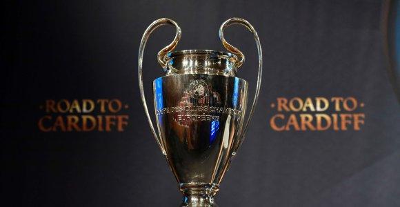 Čempionų lygos ateitį gaubia migla: UEFA atidėjo svarbų posėdį
