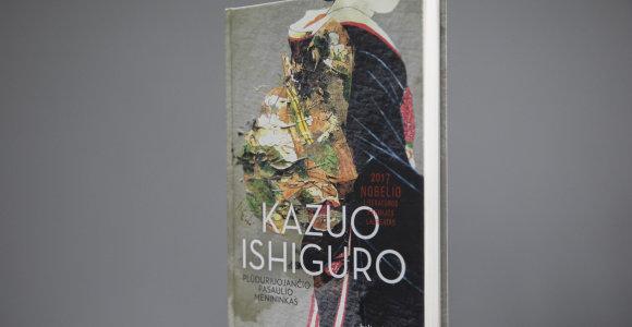 """Knygos recenzija. K.Ishiguro """"Plūduriuojančio pasaulio menininkas"""" – susitaikymas su savimi"""