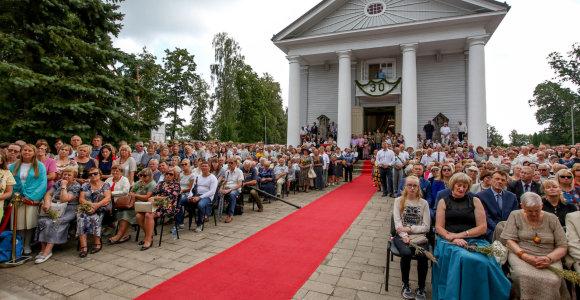 Lietuvoje švenčiama Žolinė