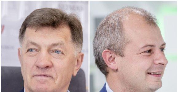 A.Butkevičius ir S.Gentvilas siūlo diskutuoti dėl dienpinigių apmokestinimo