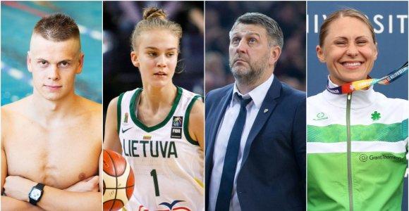 Lietuvos sporto metai: ryškiausios 2019-ųjų asmenybės