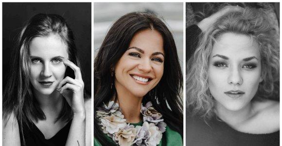 """Margaritai Drobiazko ir Povilui Vanagui ledo šou """"Čempionai"""" talkins ir scenos žvaigždės"""