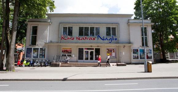 """Palangos kino teatrą """"Naglis"""" tikimasi atgaivinti iki 2022 metų"""
