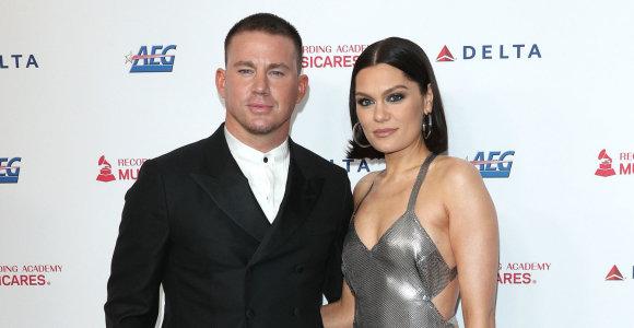Channingas Tatumas ir Jessie J – vėl pora: išsiskyrimas truko vos kelias savaites