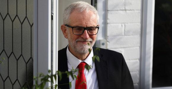 JK leiboristų naujasis lyderis paaiškės savaitgalį