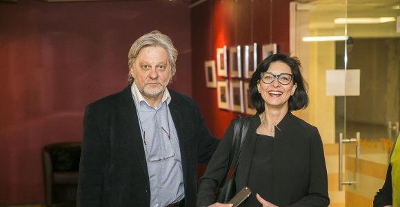 """Garsūs aktoriai pristatė TV spektaklį """"Naujieji patriotai"""""""