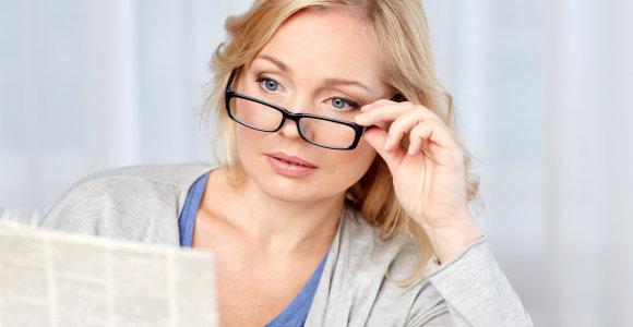 10 požymių, rodančių, kad jums blogėja regėjimas arba vystosi kitos akių ligos
