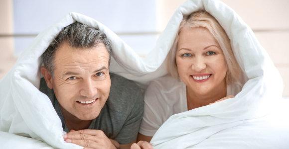 Pataria ginekologė: kaip susigrąžinti intymių santykių kokybę artėjant menopauzei