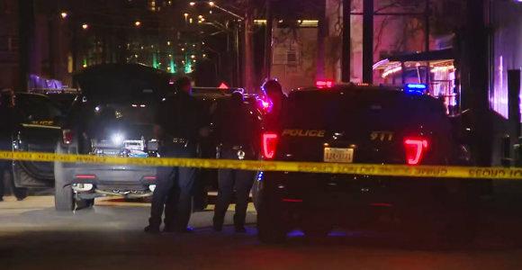 Teksase ieškoma šaudynes naktiniame klube surengusio asmens