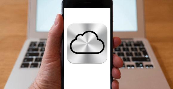 """""""Apple"""" nusipirko socialinį tinklą """"iCloud"""" ir jį išjungė"""