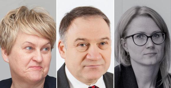 Seimas nesutiko KT teisėjais skirti I.Danėlienės, G.Lastauskienės ir A.Norkūno