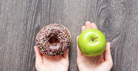 """Kaip numetus svorio vėl jo nepriaugti? Mokslininkų įžvalgos padės išvengti """"jo-jo"""" efekto"""