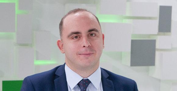 A.Izgorodinas: eksportas ateityje labiau svyruos