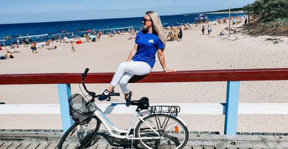Pažinkime Palangą dviračiu: koks tam tinka labiausiai?