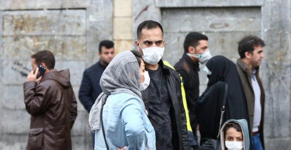 Kanadietė uždavė mįslę dėl koronaviruso: užsikrėtė po apsilankymo Irane