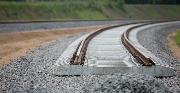 Vyriausybė pritarė Lietuvos traukimuisi iš Transeuropinio geležinkelio projekto