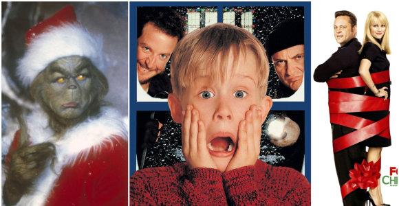 Testas: ar pažinsite bent 8-is iš šių 10-ies kalėdinių filmų?