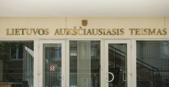 Seimas paskyrė tris naujus LAT teisėjus