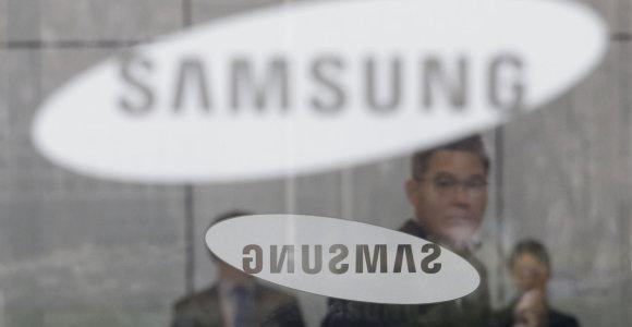 """""""Samsung"""" tikisi, jog naujieji modeliai padės pakurstyti augimą išmaniųjų rinkoje"""