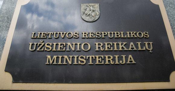 URM vardu melagingai pranešta apie prašymą į Lietuvą perkelti branduolinius ginklus