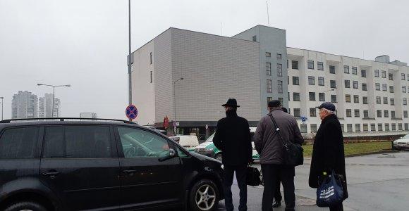 """Planas """"Skydas"""" atšauktas: """"Aras"""" sprogmenų Vilniaus miesto apylinkės teisme nerado"""