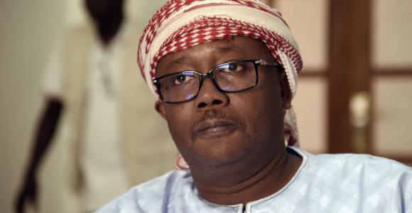 Bisau Gvinėjos prezidento rinkimus laimėjo opozicijos vadovas
