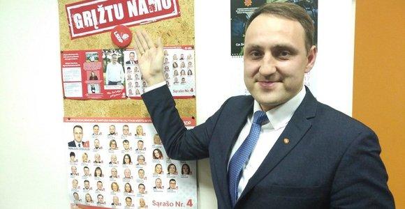 Baimindamasis žemės aferos Alytaus meras užtraukė rankinį stabdį: kreipėsi į prokuratūrą