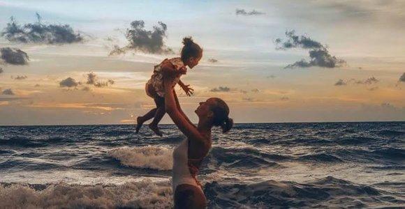 Mamos ir dukters kelionės: Gintarė Vasyliūtė su dukrele Vilte atranda pasaulį kartu