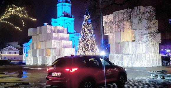 "Lietuvos metų automobilis ""Mazda CX-5"": trečioji kelionės per Lietuvą diena"