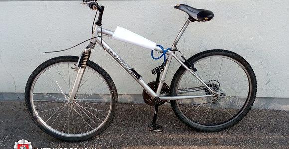 """Panevėžio parkuose rasti """"niekieno"""" daiktai: dviratis ir """"Nokia"""" telefonas"""