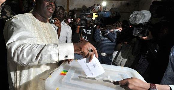 Senegalo prezidento stovykla laimėjo daugumą parlamento rinkimuose