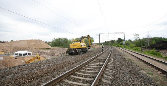 """Logistikos milžinė VTG į verslo vykdymą įtrauks ir """"Rail Baltica"""""""