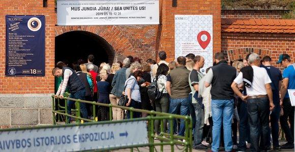 Nemokami muziejų sekmadieniai: Lietuvos jūrų muziejus dėl apgulties imasi priemonių