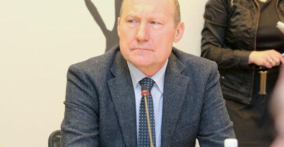 Šilumos tiekėjų asociacijai vadovauja V.Lukoševičius