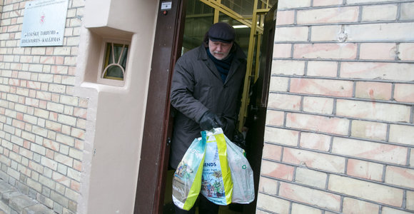 Į laisvę paleistas Konstantinas Gurinas