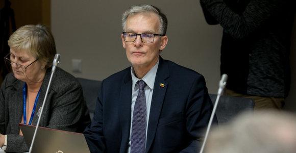Julius Sabatauskas: prezidentas pasiuntė Vyriausybei signalą, kad būtina tartis