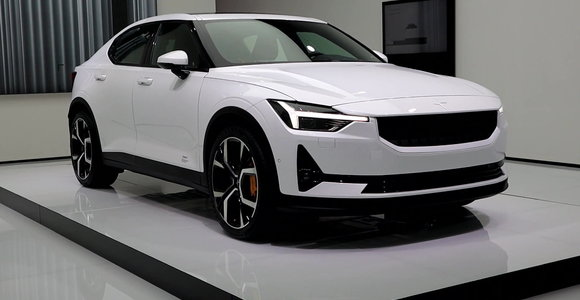"""""""Polestar 2"""" – Kinijoje pagamintas švedų elektromobilis"""