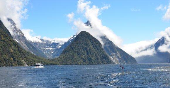 Tolimųjų salų fiordai: Milfordas