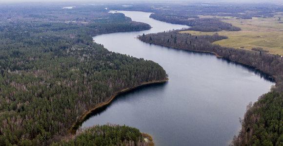 """Asvejos ežeras – kas lėmė jam """"ilgiausio Lietuvoje"""" titulą?"""