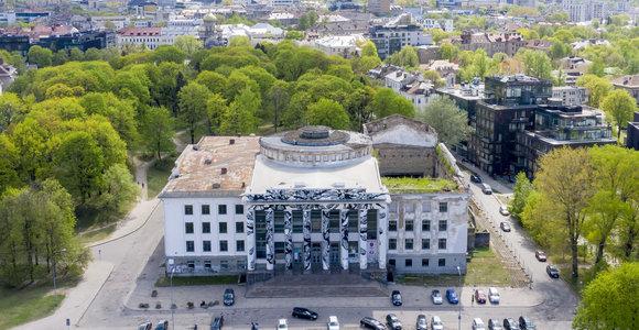 Profsąjungų rūmų griovimas valstybei atsieis 1,9 mln. eurų