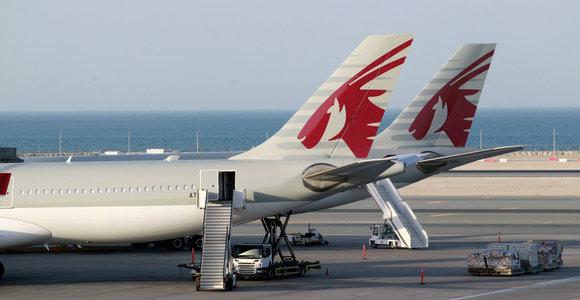 """""""Qatar Airways"""" tapo daugiau nei ketvirtadalio IAG akcijų savininke"""