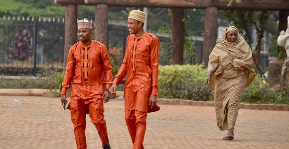 Kamerūno sostinė Jaundė