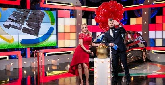 """Pirmą kartą """"Teleloto"""" žaidime galima laimėti milijoną eurų"""