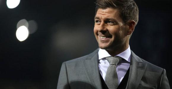 Stevenas Gerrardas taps legendinio Škotijos klubo treneriu