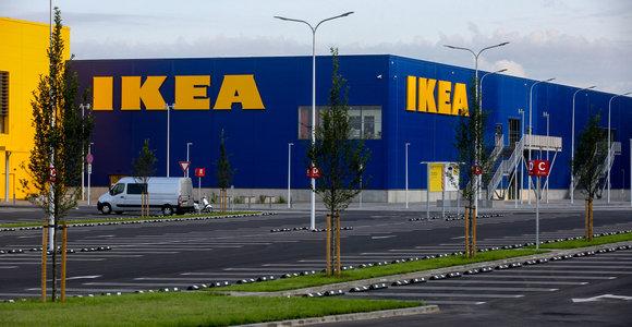 """""""Ikea"""" planuoja artimiausiais metais žengti į daugiau kaip 10 naujų rinkų"""