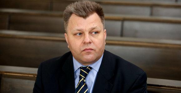 M.Adomėnas neigė gavęs finansinės paramos iš R.Kurlianskio